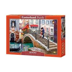 Venice Bridge, 2000stukjes Castorland