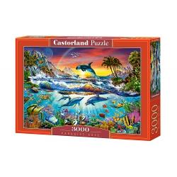 Paradise Cove,  3000stukjes Castorland
