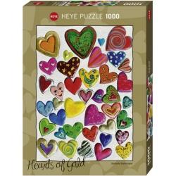 Mixed crouwd, Heye Puzzel 1000stukjes