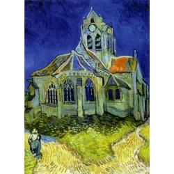 The Church in Auvers,  D-Toys 1000stukjes