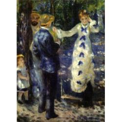 The Swing, Paris,  D-Toys 1000stukjes Renoir