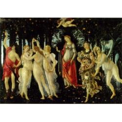 Spring,  D-Toys 1000stukjes  Botticelli, Sandro