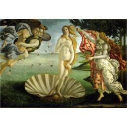 Birth of Venus,  D-Toys 1000stukjes  Botticelli, Sandro