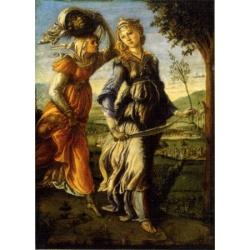 Judith,  D-Toys 1000stukjes  Botticelli, Sandro