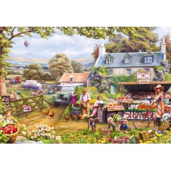 Pick your own, Gibsons puzzel 500stukjes