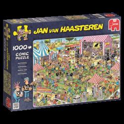 Pop festival Jan van Haasteren 1000stukjes