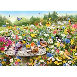 The Secret Garden,   Gibsons Puzzel  1000stukjes