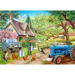 Farm Fresh, Hop Puzzels 500st