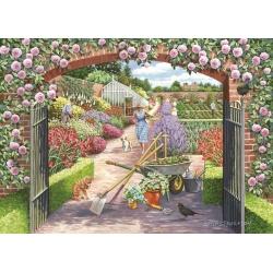 Walled Garden, Hop Puzzels 500st