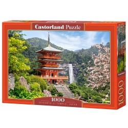 Seiganto-Ji temple, Japan, 1000stukjes Castorland
