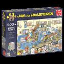 De Drukkerij  Jan van Haasteren 1500 stukjes