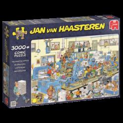 Jan van Haasteren De Drukkerij 3000stukjes