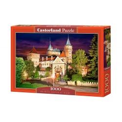 Bojnice Castle at Night, 1000stukjes Castorland