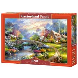 Springtime Glory, 1000stukjes Castorland