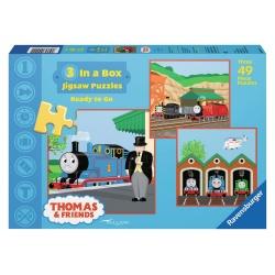 49 stukjes Thomas de trein