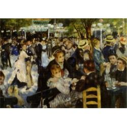 Dance at the Moulin de la Galette,  D-Toys 1000stukjes Renoir