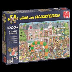 Nijmeegse Vierdaagse  Jan van Haasteren 1000stukjes