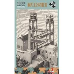 Waterval , M.C. Escher 1000stukjes