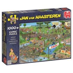 De Modderrace  Jan van Haasteren 1000stukjes