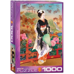 Higasa, Haruyo Morati, 1000stukjes