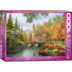 Autumn Church, Eurographics 1000stukjes