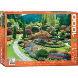 The Butchart Gardens, Eurographics 1000stukjes