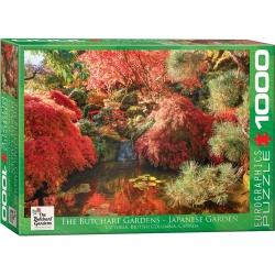 Japanese Garden Eurographics 1000stukjes