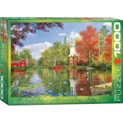 Lakeside Reflections, Eurographics 1000stukjes