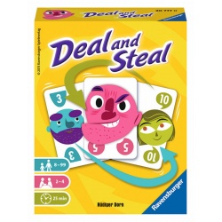Deal and Steal kaartspel, Ravensburger
