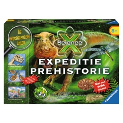 Expeditie Prehistorie,   Ravensburger