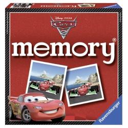 Memory  cars, 72 kaarten Ravensburger