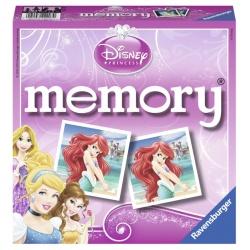Memory  Disney Princess, 72 kaarten Ravensburger