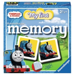 Memory  Thomas the Train   My First  + 2 jaar Ravensburger