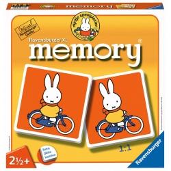 Memory  Xl  Nijntje, 24 kaarten Ravensburger