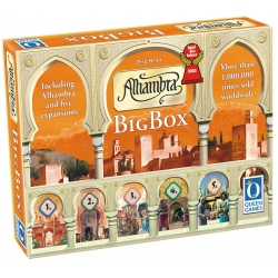 Quieen games Alhambra big box