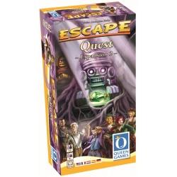 Escape uitbreiding 2 Quest, Queen games