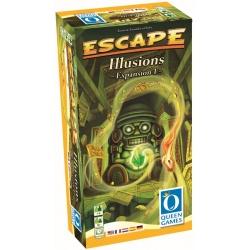 Escape uitbreiding 1 Illusions, Queen games