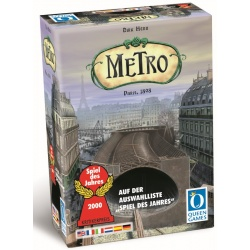 Metro bordspel, Queen games