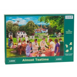 Almost Teatime , House of Puzzles 1000stukjes