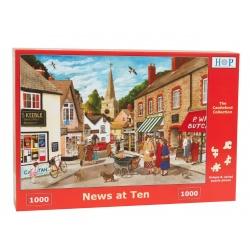 News At Ten, House of Puzzles 1000stukjes