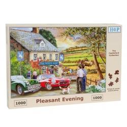 Pleasant Evening, House of Puzzles 1000stukjes