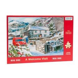 A Welcome Visit, The House of Puzzles 500xxlstukjes