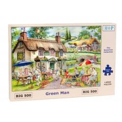 Green Man, The House of Puzzles 500xxlstukjes
