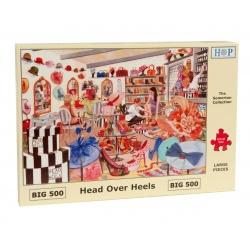 Head Over Heels, The House of Puzzles 500xxlstukjes