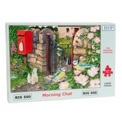 Morning Chat, The House of Puzzles 500xxlstukjes