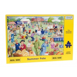 Summer Fete, The House of Puzzles 500xxlstukjes
