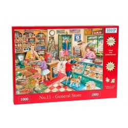 General Store, The House of Puzzles 1000stukjes