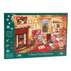 A Story For Christmas, The House of Puzzles 1000stukjes
