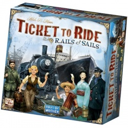 Ticket to ride Rails & Sails