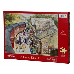 A Grand Day Out, Hop Puzzels 250st XL stukken